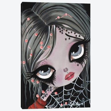 Wynter Canvas Print #DGL161} by Dottie Gleason Canvas Art