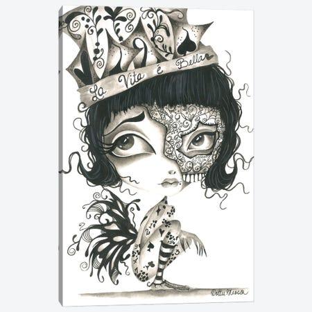 Giada Canvas Print #DGL173} by Dottie Gleason Canvas Print