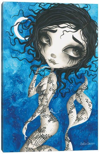 Life Of A Mermaid Canvas Art Print