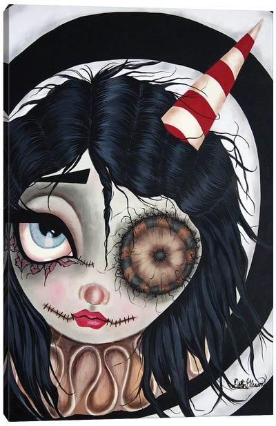 Astra Canvas Art Print