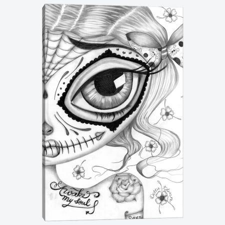 Awake My Soul Canvas Print #DGL25} by Dottie Gleason Canvas Art Print