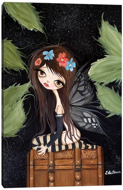 Brucie The Fairy Canvas Art Print
