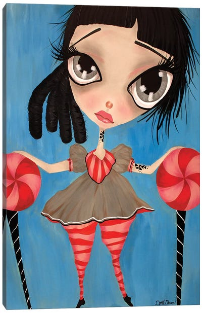 Candy Broad Canvas Art Print