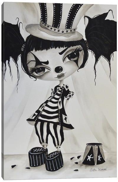 Carni Girl Canvas Art Print