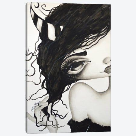 Clara Canvas Print #DGL47} by Dottie Gleason Art Print