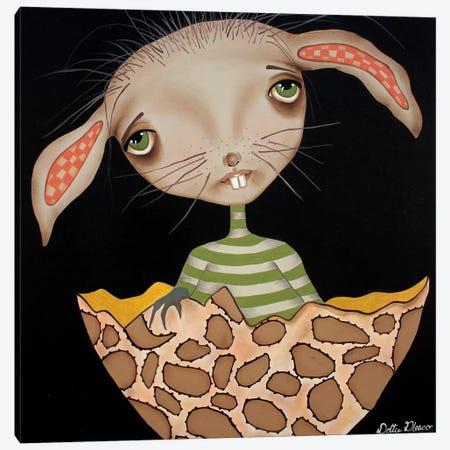 Cleo Canvas Print #DGL48} by Dottie Gleason Canvas Art