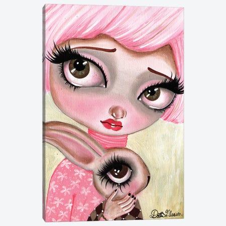A Precious Love I Canvas Print #DGL4} by Dottie Gleason Canvas Artwork