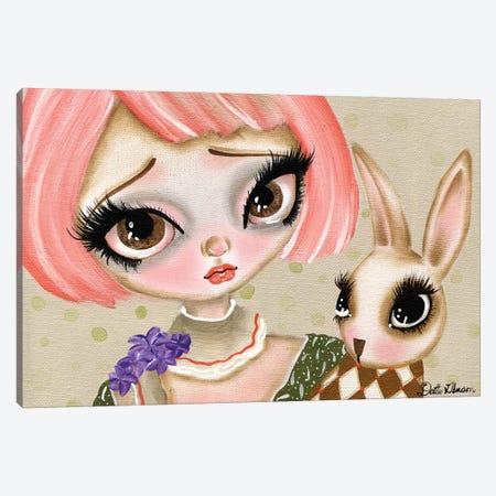 A Precious Love II Canvas Print #DGL5} by Dottie Gleason Canvas Wall Art