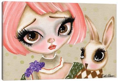 A Precious Love II Canvas Art Print