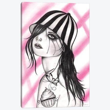 Demi Canvas Print #DGL64} by Dottie Gleason Art Print