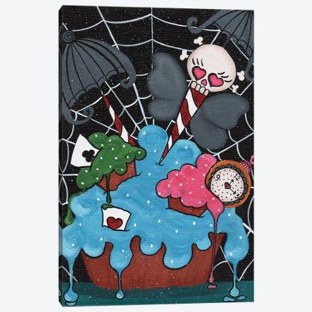 Dottie's Spiderweb Canvas Print #DGL65} by Dottie Gleason Canvas Print
