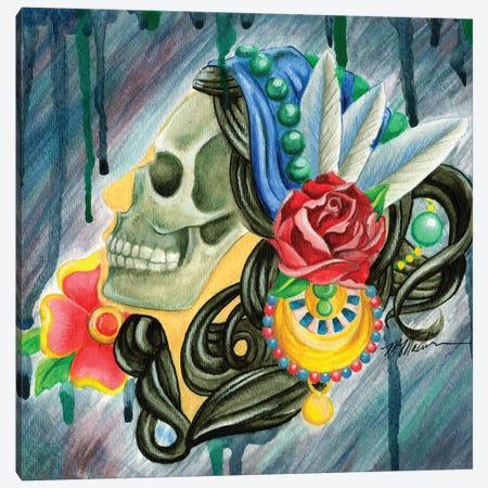 Gypsy Rose Canvas Print #DGL86} by Dottie Gleason Canvas Print