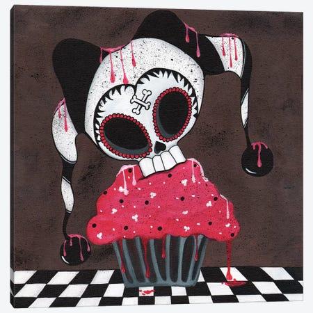 Happy Birthday Canvas Print #DGL87} by Dottie Gleason Canvas Print
