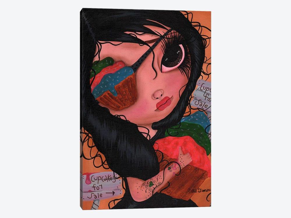 Juliet by Dottie Gleason 1-piece Canvas Art