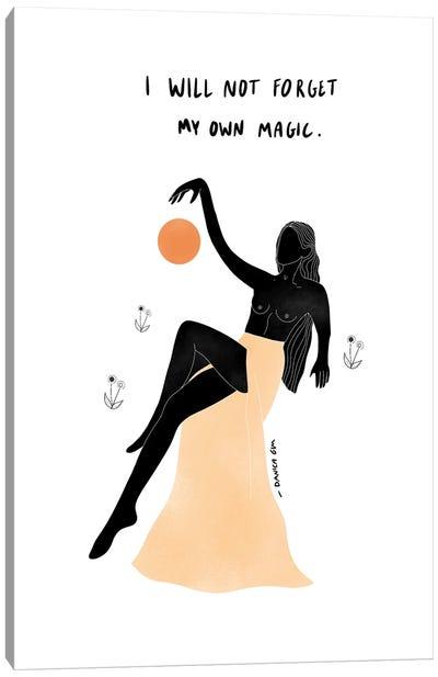 Your Magic Canvas Art Print