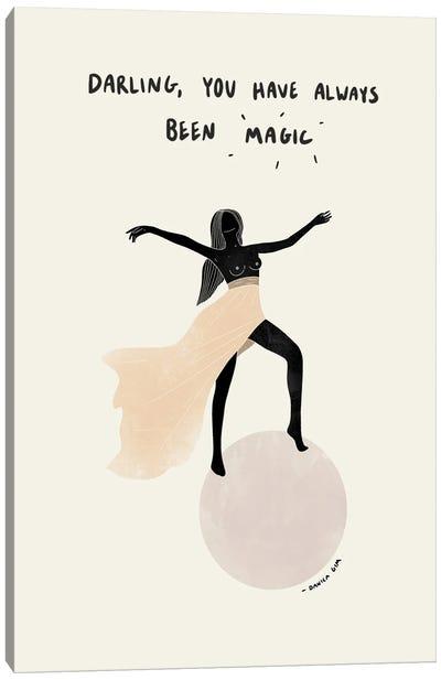 You Are Magic Canvas Art Print