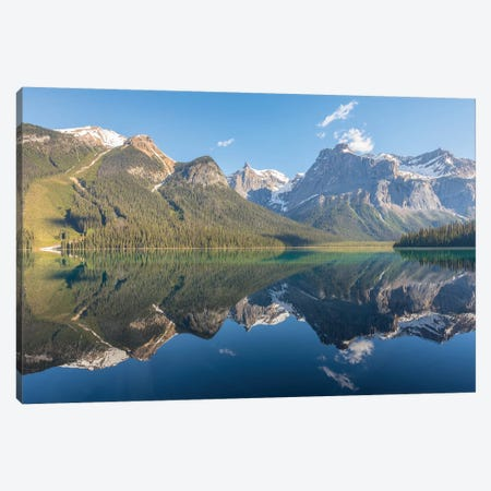 Glacial Majesty Canvas Print #DGO13} by Dave Gordon Canvas Artwork