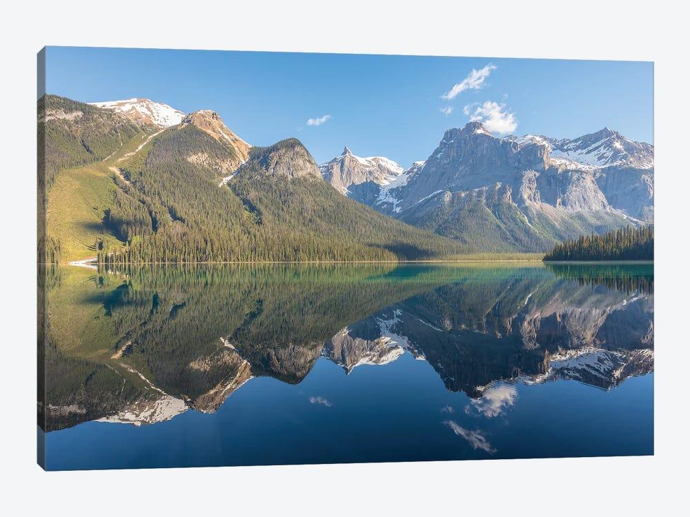 Glacial Majesty by Dave Gordon 1-piece Canvas Art Print