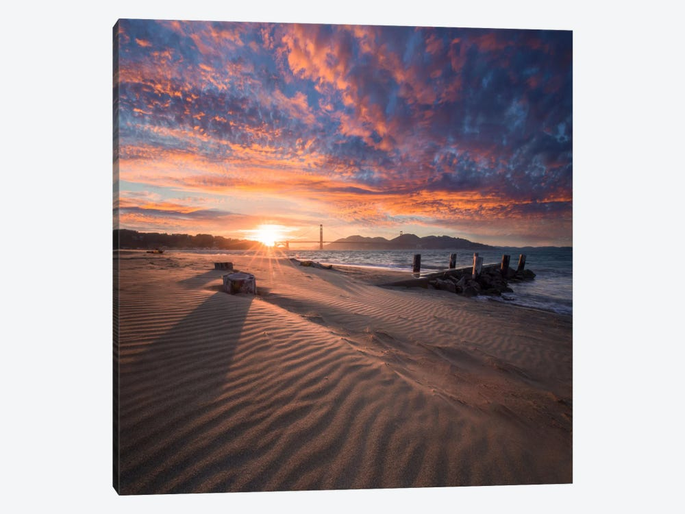 Composed by Dave Gordon 1-piece Canvas Art Print