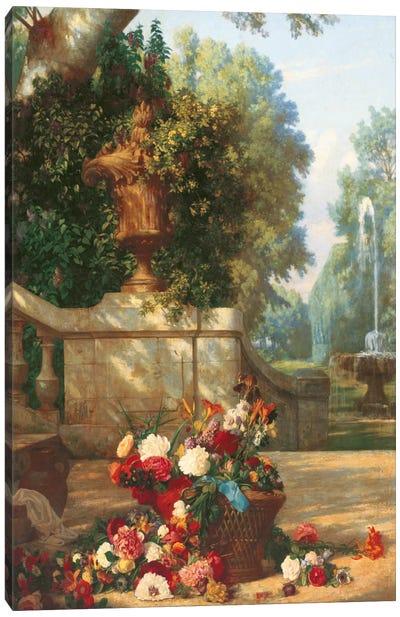 Panneau Décoratif a le Corveil Canvas Art Print