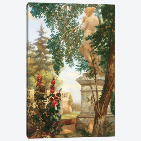 Panneau Décoratif Aux Fruits Canvas Print #DGS3} by Charles Dugasseau Canvas Art Print