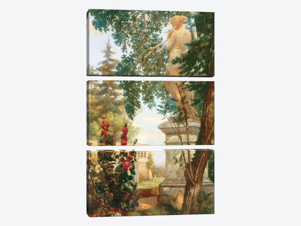 Panneau Décoratif Aux Fruits by Charles Dugasseau 3-piece Canvas Wall Art