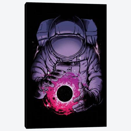 Deep Space Canvas Print #DGT10} by Digital Carbine Canvas Art Print