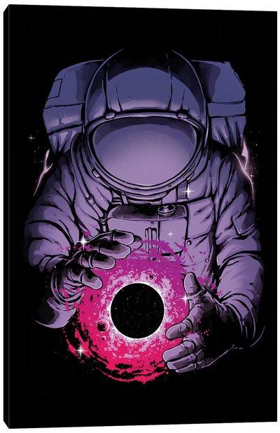Deep Space Canvas Art Print