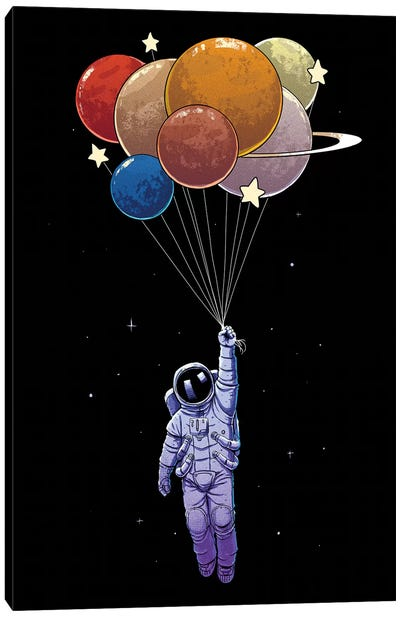 Exploration Canvas Art Print