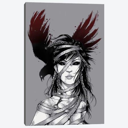 Redemption Canvas Print #DGT39} by Digital Carbine Art Print