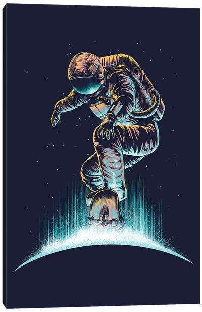 Space Grind Canvas Art Print