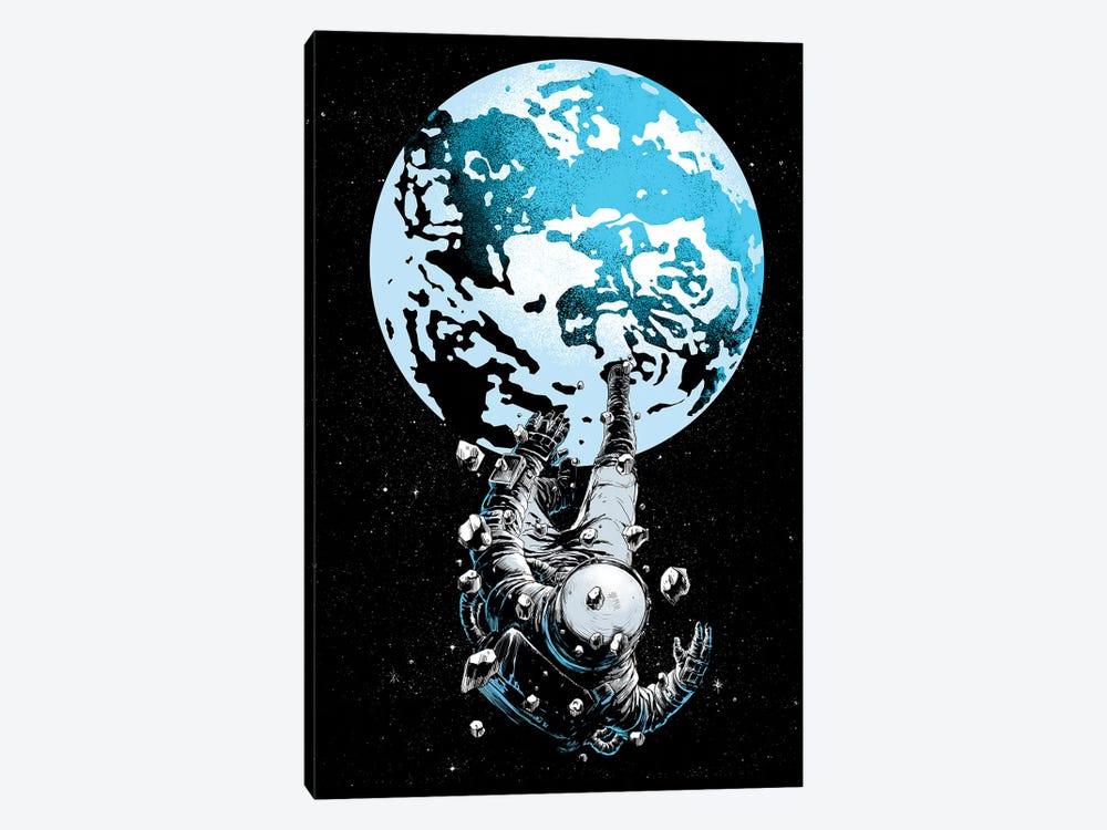 The Lost Astronaut by Digital Carbine 1-piece Canvas Artwork
