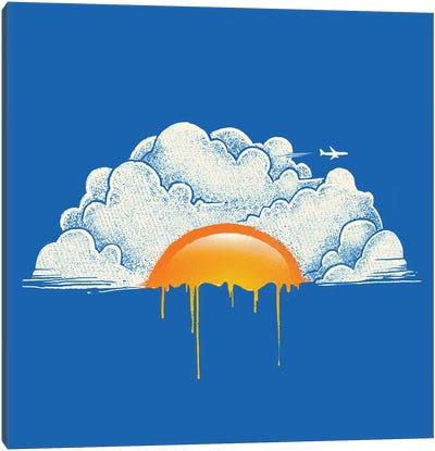 Breakfast Canvas Art Print
