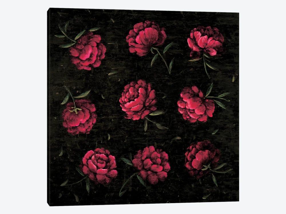 A Study In Red by Diane Harper 1-piece Canvas Artwork