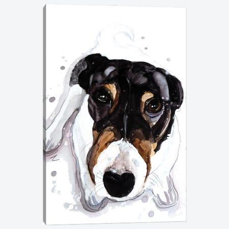 Sympathy Of Love Canvas Print #DID80} by didArt Studio Canvas Print
