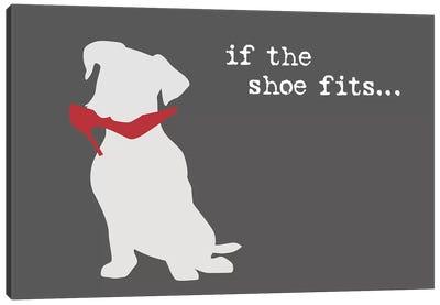 Shoe Fits II Canvas Art Print