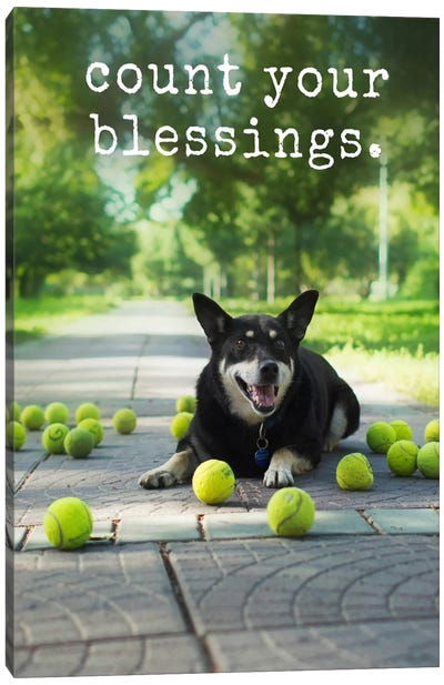 Blessings - Realistic Canvas Art Print