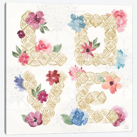 Naturally Inspired VI Canvas Print #DIJ20} by Dina June Canvas Art Print