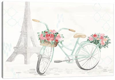 Boho Ride I No Words Canvas Art Print