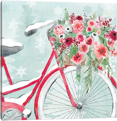 Holiday Ride V Canvas Art Print