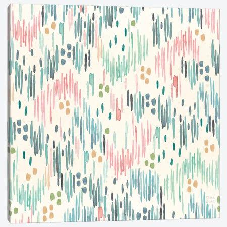 Surfs Up Pattern VIA Canvas Print #DIJ46} by Dina June Canvas Wall Art