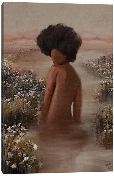 At Peace Canvas Art Print