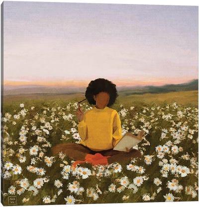 Daydreaming Canvas Art Print