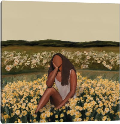 Dreamer Canvas Art Print