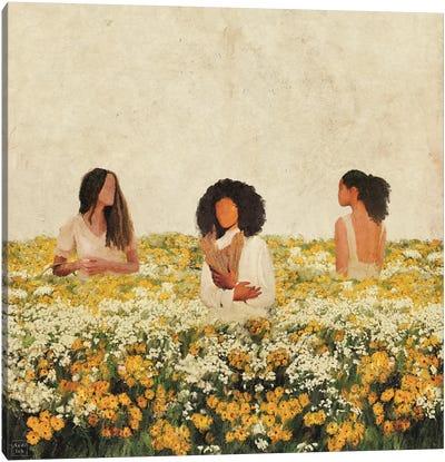 Sisterhood Canvas Art Print