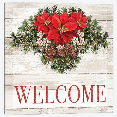 Joyeux Noel I Canvas Print #DIN43} by Diannart Canvas Print