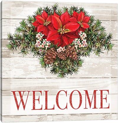 Joyeux Noel I Canvas Art Print