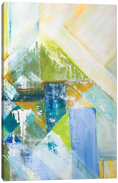 Summerview Abstract II Canvas Art Print