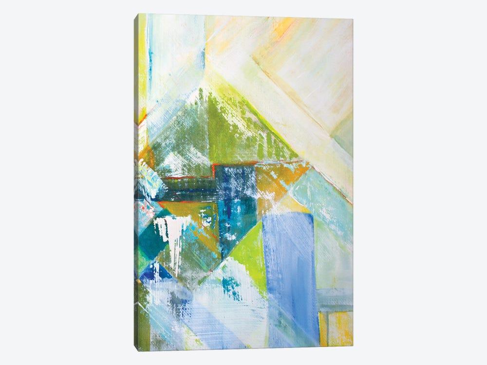 Summerview Abstract II by Diannart 1-piece Canvas Print