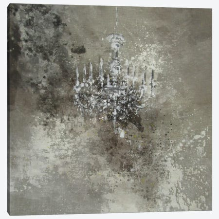 Chandelier Canvas Print #DIO1} by Claudio Missagia Canvas Wall Art